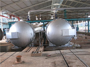 advanced vegetable/edible/cooking oil refining machinery