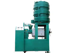 factory price best selling canola oil extraction machine