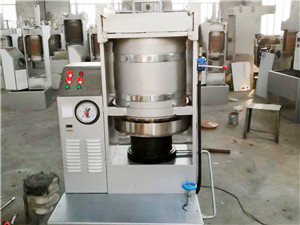cost of installing new type cocoa bean oil press machine