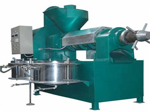 sunflower oil press expeller machine making good oil for sale