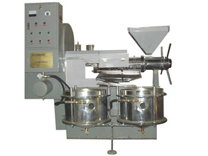 china automatic sunflower seed oil press machine