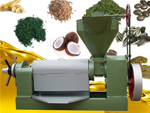 stainless mini oil press machine bangladesh | oil making