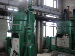 hot selling rapeseed oil mill oil press machine in kyrgyzstan