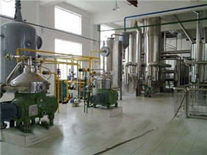 vegetable oil extraction systems - oil expeller presses