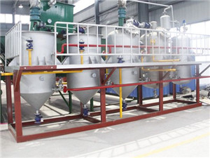 cold press soybean/sesame oil processing plant in