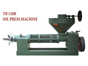 automatic 500kg per hour screw coconut oil press machine