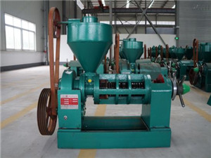 automatic oil press machine peanut screw oil expeller