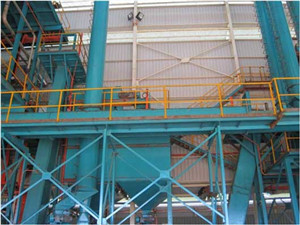 oil extraction plant for soybean, cotton seed and rice bran
