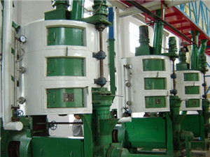 oil mill machinery, oil mills - manufacturer, supplier