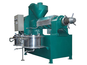 best quality farming machinery peanut oil press machine