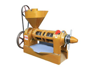 best selling groundnut oil processing machine with